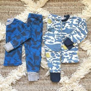 Bundle Mini Boden Boy Pajamas
